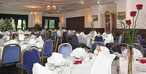 Alveley Suite wedding receptions