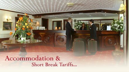 Accommodation Tariffs